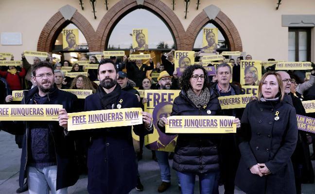 La Guardia Civil sostiene que Marta Rovira dirigió con Junqueras la logística del 1-O