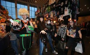 La feria del manga, el 'cosplay' y la cultura japonesa ExpOtaku toma Riojafórum
