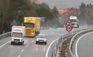 Primeros despidos en los negocios afectados por el desvío de camiones a la AP68