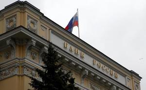El Banco Central de Rusia denuncia el robo de 4,7 millones de euros por parte de hackers