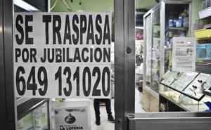 La Rioja pierde 100 autónomos en enero, muchos de ellos comerciantes