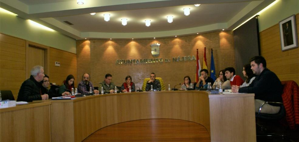 Los concejales najerinos recibieron el pasado año 28.125 euros en dietas