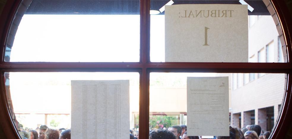 El bloqueo de las Cuentas del Estado amenaza las 293 plazas de empleo público en La Rioja