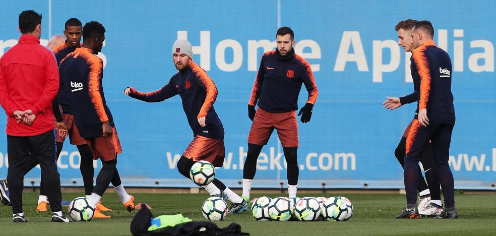 El dilema del Barcelona en Eibar
