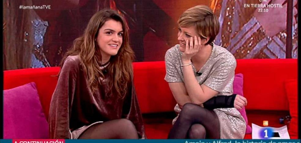 Amaia adelanta un documental de 'OT'