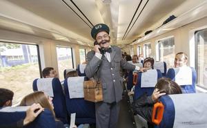 El 'Tren del Vino' viaja este finde a Haro, Ollauri y Briones