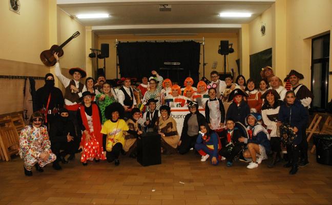 Carnaval para niños y adultos