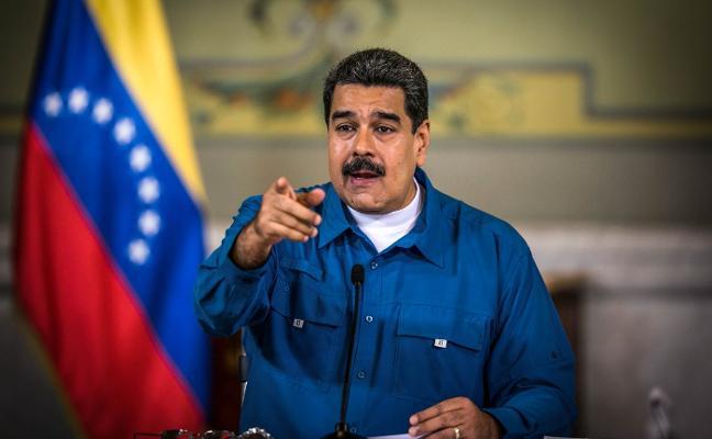 Maduro, desafiante, no tira la toalla