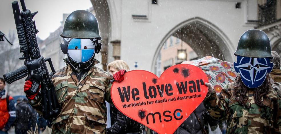 Vuelve la retórica de la Guerra Fría