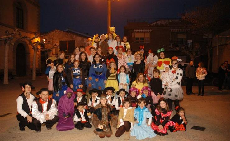 Carnavales de Cabretón