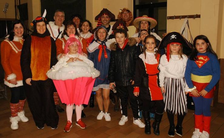 Cornago carnavalero