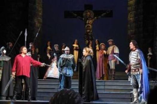 El Bretón acoge hoy 'El trovador', una de las óperas más aclamadas de Verdi