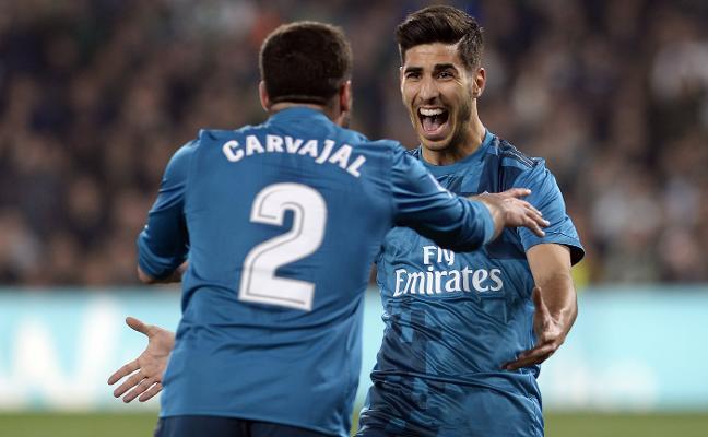 El Madrid dispara más rápido