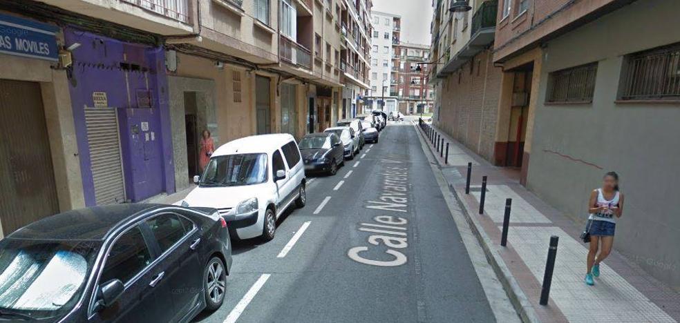La calle Navarrete el Mudo de Logroño se corta el martes al tráfico