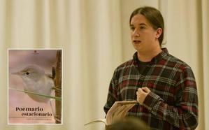 Samuel Cerdera presenta su 'Poemario estacionario'