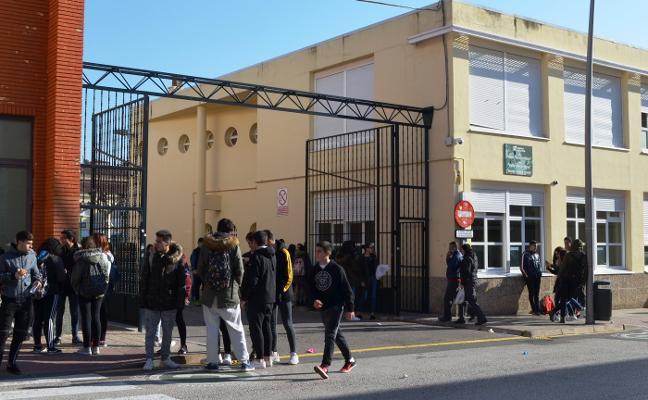 El IES Quintiliano pide alternativas a la«fusión» de Secundaria en un solo centro