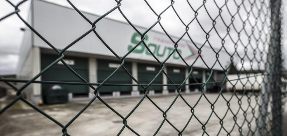 Transportes Souto paraliza sus operaciones y deja en el aire 19 empleos en La Rioja