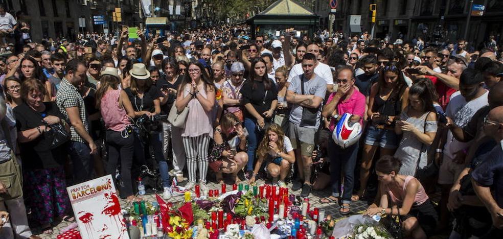 Tres detenidos en Francia por los atentados de Cataluña