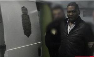 Comienza el juicio contra el capo del narcotráfico latinoamericano arrestado en Logroño en 2016
