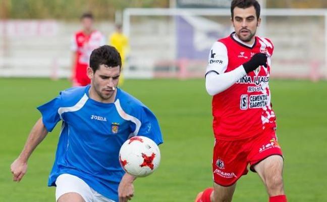 Rubén Pérez da el triunfo al Varea en Sendero