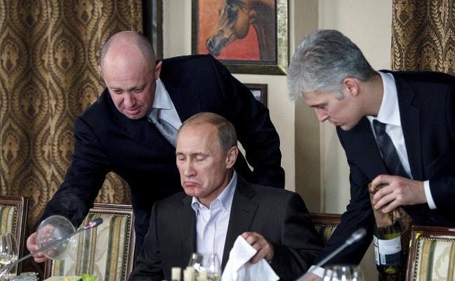 El cocinero de Putin