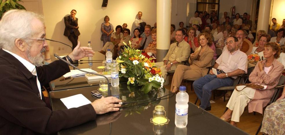 Cuando Forges pasó (y dibujó) para el Ateneo Riojano
