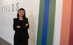 La exposición 'Fields' explora las peculiaridades de la percepción humana