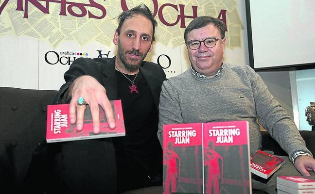 J.S.T. Urruzola presenta 'Starring Juan'