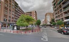 Seis menores agreden con un patinete a una mujer de 80 años en Logroño