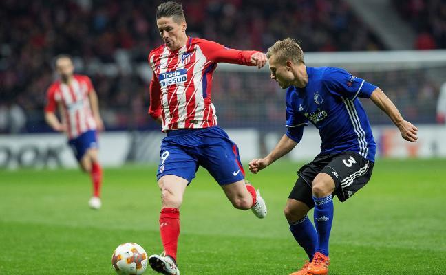 Cara y cruz de los equipos españoles en la trágica jornada de la Liga Europa