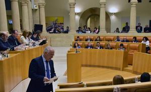 El próximo pleno del Parlamento riojano debatirá sobre la liberalización de la AP-68