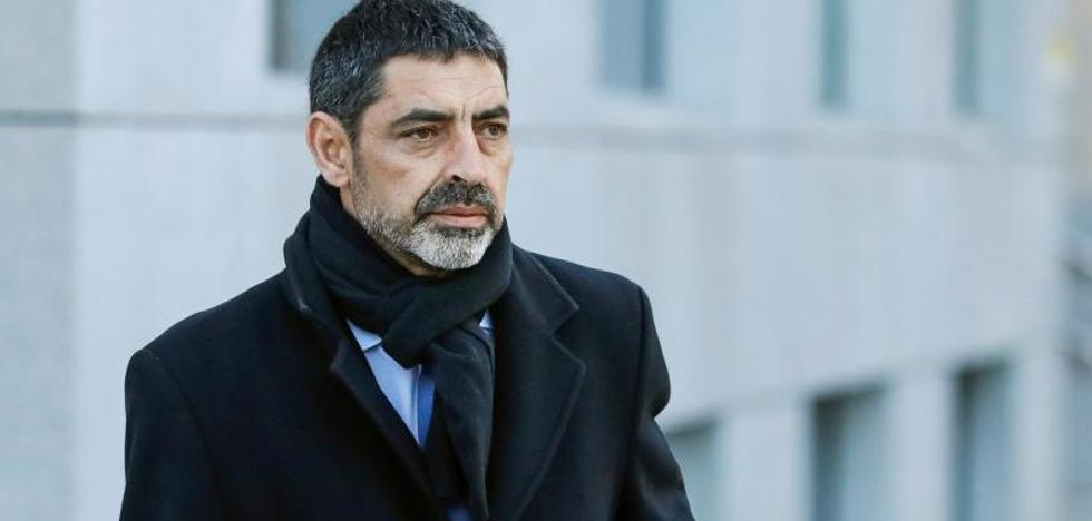 Trapero se plantó ante Puigdemont, Junqueras y Forn por el 1-O