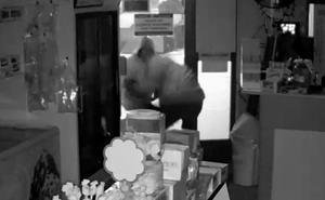 Dos detenidos por robar en una tienda de Lardero para pagar una deuda de droga