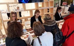 La Rioja exhibe sus atractivos en el Baluarte de Pamplona
