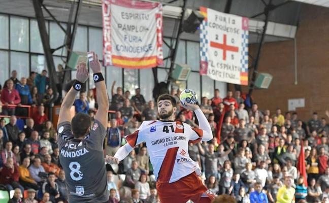 Imponente triunfo del Logroño en territorio hostil (29-32)