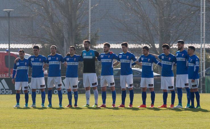 Empate sin goles de la UDL en Pamplona