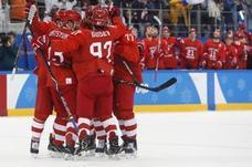 Rusia, campeona olímpica de hockey sobre hielo por primera vez desde 1992