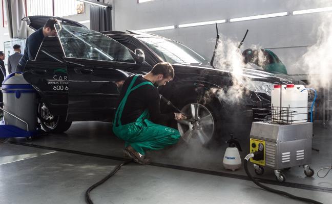 El lavadero de coches más ecológico