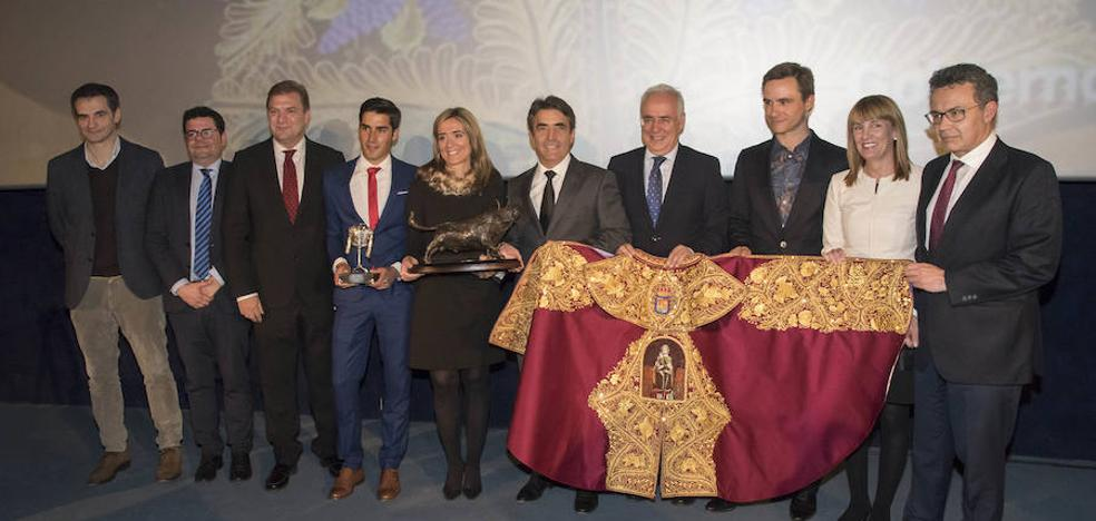 Ceniceros destaca la contribución de los Trofeos Taurinos Comunidad de La Rioja a la difusión de la tauromaquia