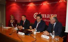 El embajador de Cuba aboga por ser creativos para avanzar en el intercambio con La Rioja