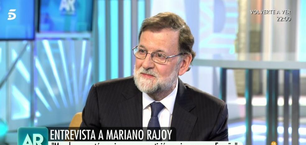Rajoy se presta a un pleno monográfico sobre pensiones en «10 o 12 días»