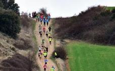 Una carrera en mitad del Camino