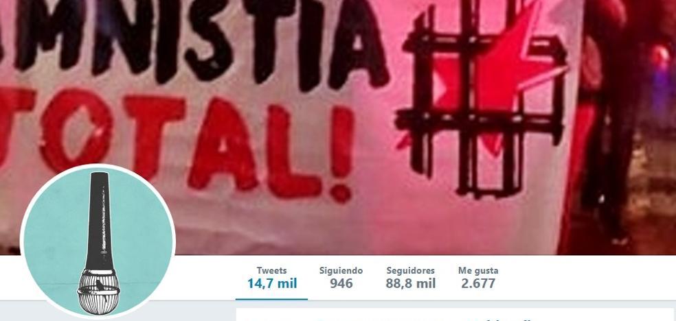Los 64 tuits que condenan a Pablo Hasel