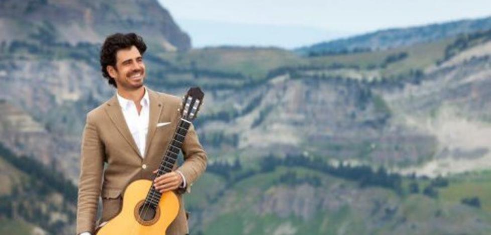 Sáinz Villegas inicia su gira riojana esta tarde con un recital benéfico en Haro