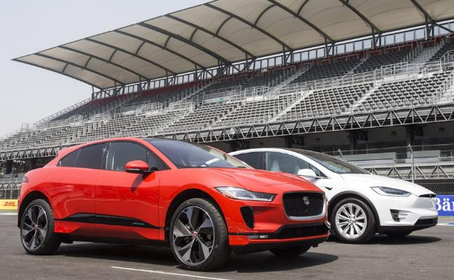Jaguar abre pedidos del I-Pace