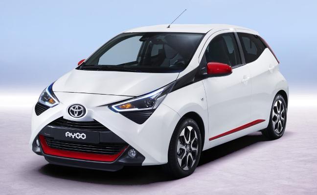 Toyota presenta el nuevo Aygo
