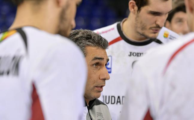 La derrota del Logroño deja sin palabras a Jota González