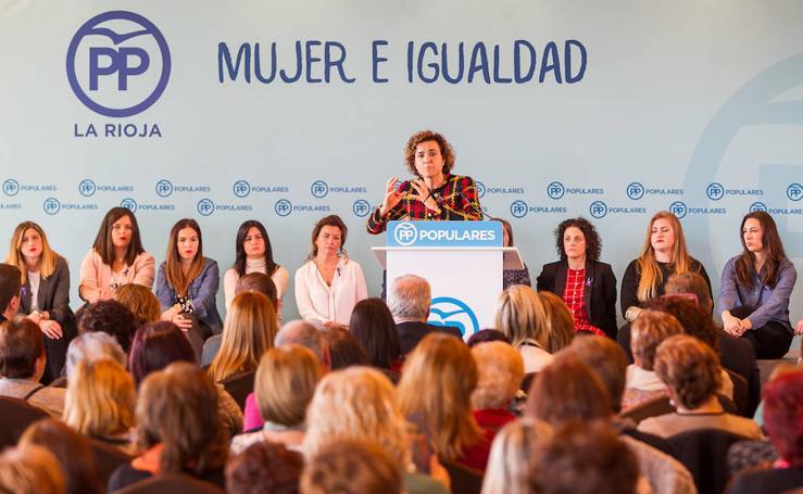 El PP celebra el Día Internacional de la Mujer
