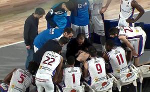 El Clavijo se echa otra losa a la espalda en Palencia