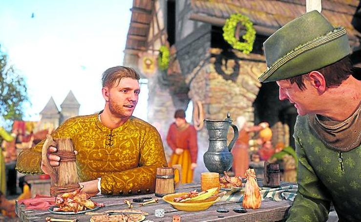 Kingdom Come Deliverance: Un medievo sin dragones